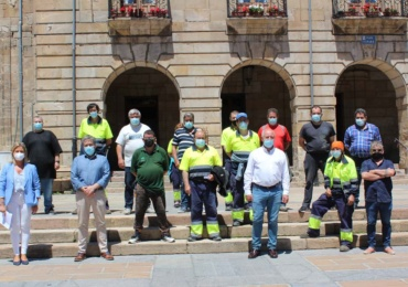 Iniciada la contratación de 30 desempleados a través del Programa de Corporaciones Locales