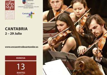 Concierto del Encuentro de Música y Academia en el Teatro Principal