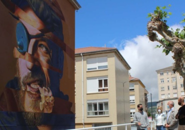 """Galería Vertical amplía su catálogo de murales de gran formato con la obra """"Pirata"""""""