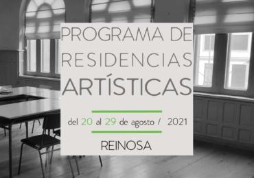El Ayuntamiento de Reinosa organiza una Residencia de Artistas para agosto