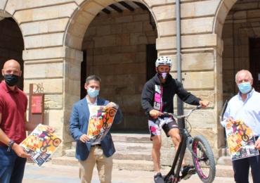 Presentación oficial en Reinosa del Campeonato de Europa de Bike Trial