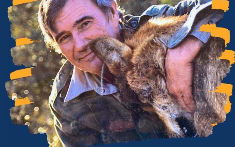 """El """"niño lobo de Sierra Morena"""" ofrece una conferencia este sábado en Reinosa"""