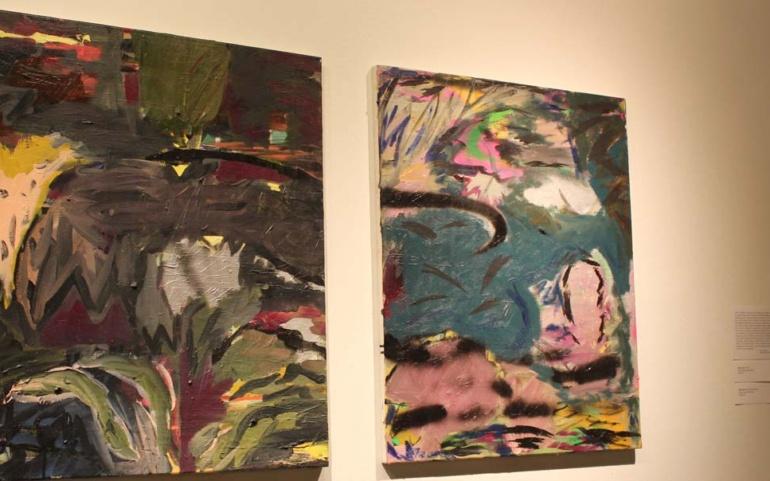 Vicky Kylander ofrece una aproximación a su pintura en la conferencia que ofrecerá en La Casona