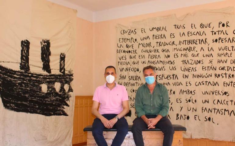 El Programa de Residencias Artísticas muestra el trabajo realizado por los once creadores participantes