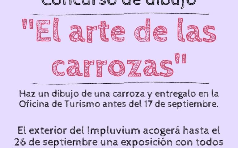 """Bases del Concurso de Dibujo """"El arte de las Carrozas"""""""