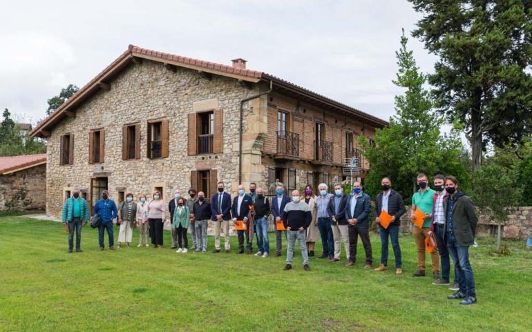 El Gobierno financia con más de medio millón de euros 11 proyectos para impulsar la comarca Campoo-Los Valles