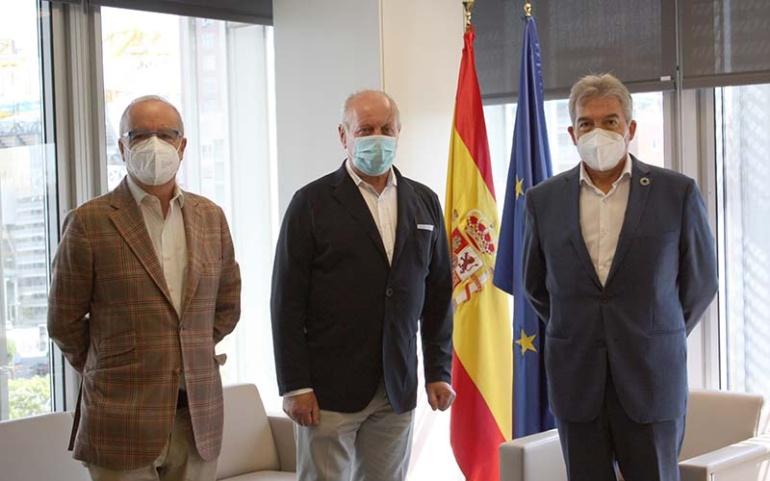 La Consejería de Industria y el Ayuntamiento de Reinosa piden a SEPES la cesión del polígono de La Vega